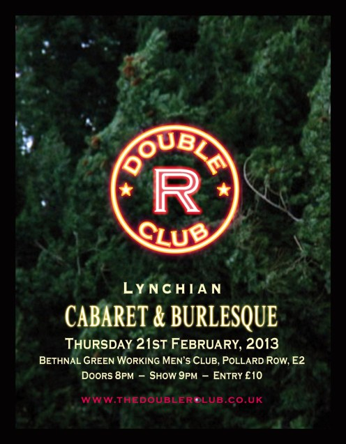 Double R Club February, 2013