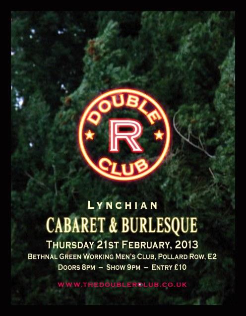 Double R Club February, 2013