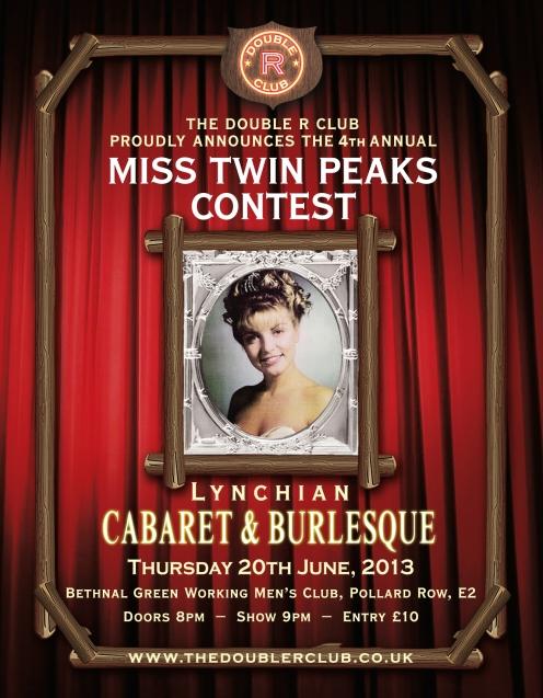 Miss Twin Peaks 2013
