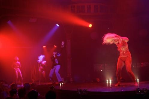 Louche & The RR NoGo Go-Go Dancers Aug2nd by Sin Bozkurt