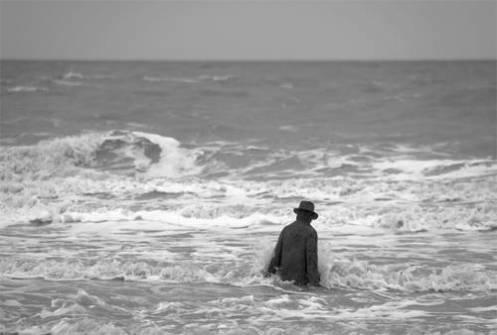 L'homme submergé (Folon)