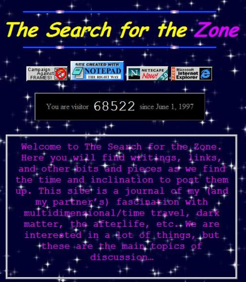 search for the zome