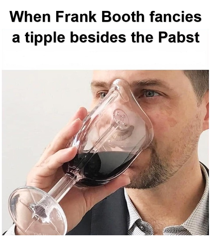 FRANK BOOTH WINE